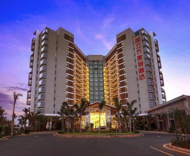 Sea Cube Resort Sanya