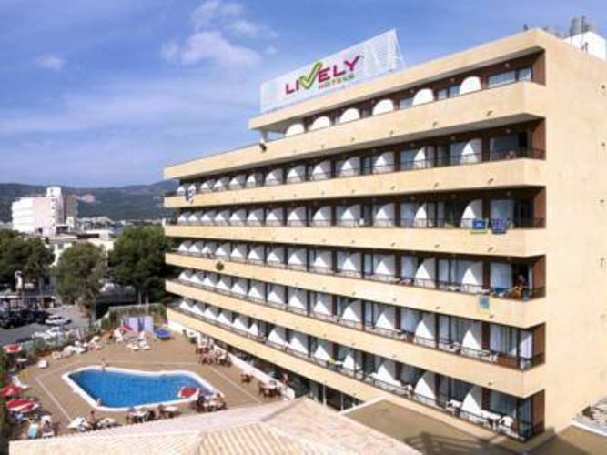 Lively Magaluf