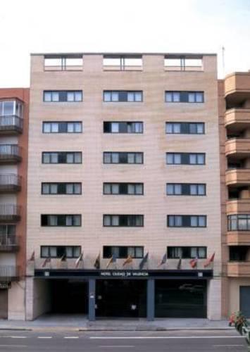 Nh Ciudad De Valencia