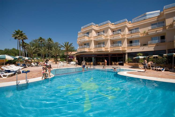 Insotel Cala Mandia Resort, Edificio Mandisur