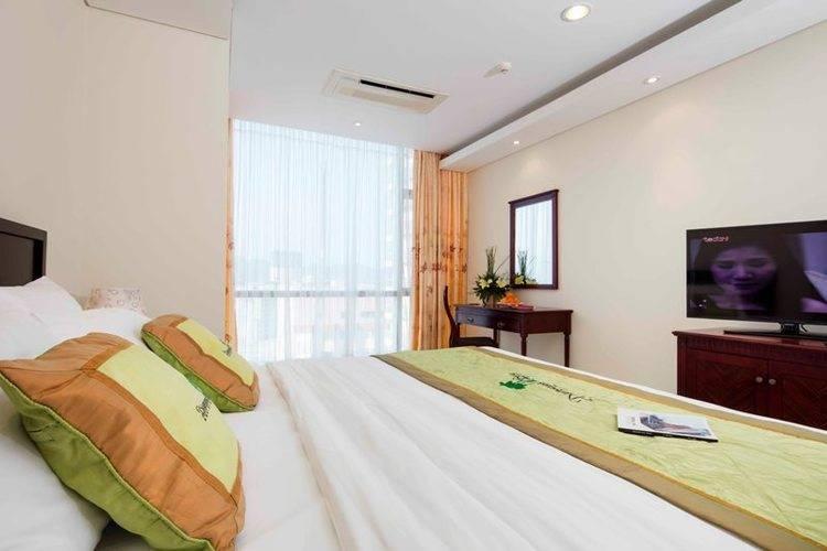 Hoan Cau Luxury Residence Hotel