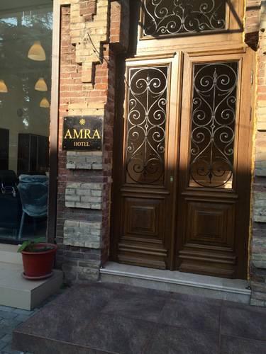 Бутик-Отель Амра