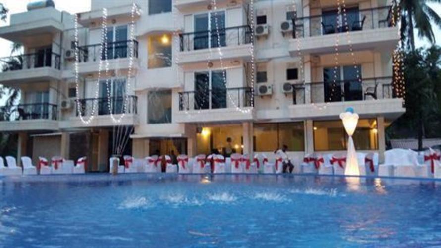 The Gulmohar Resort