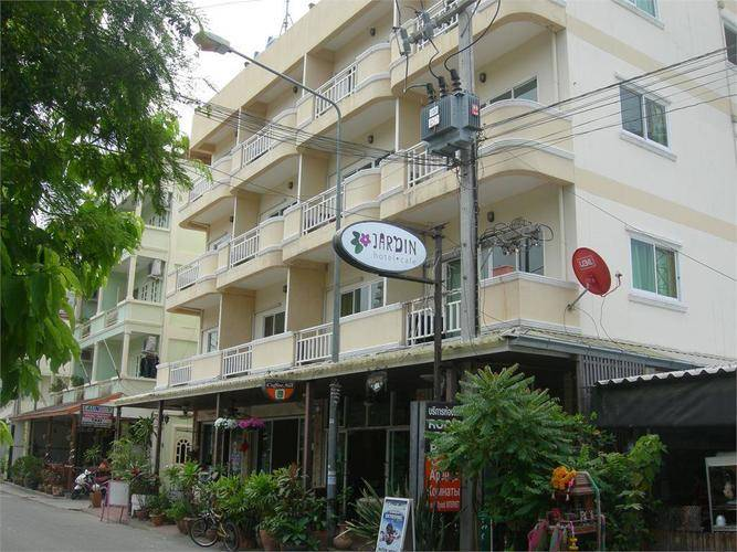 Jardin Hotel Pratumnak