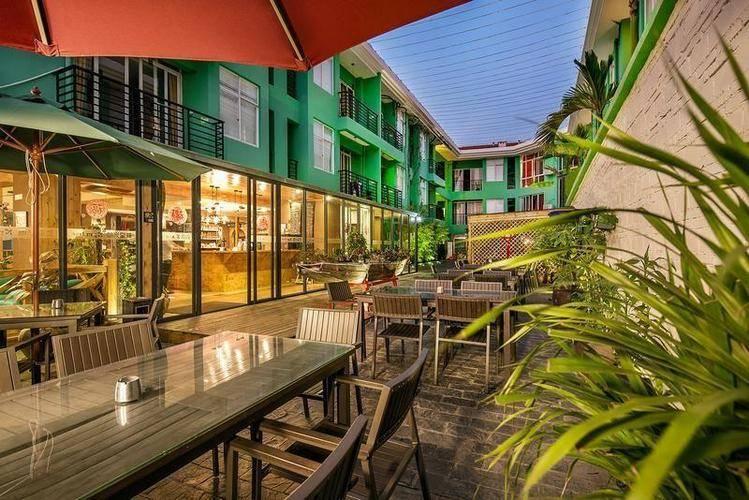 Sanya Jiantu 87 City Inn