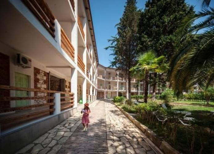 Парк-Отель Гора Царя Баграта