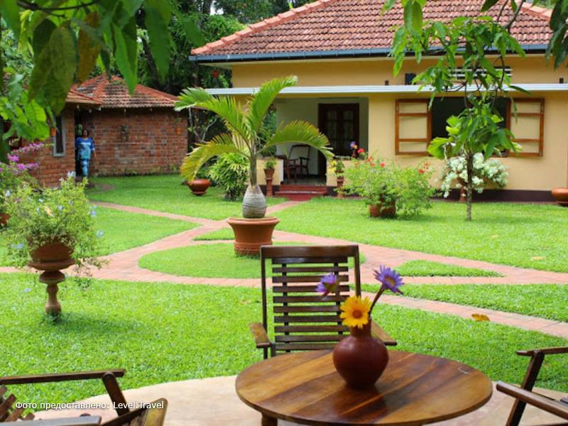Фотография Peacock Ayurveda Garden