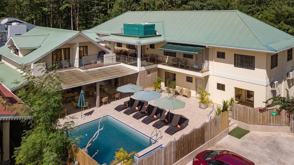 Отель Chez Bea, Праслен, Сейшельские Острова