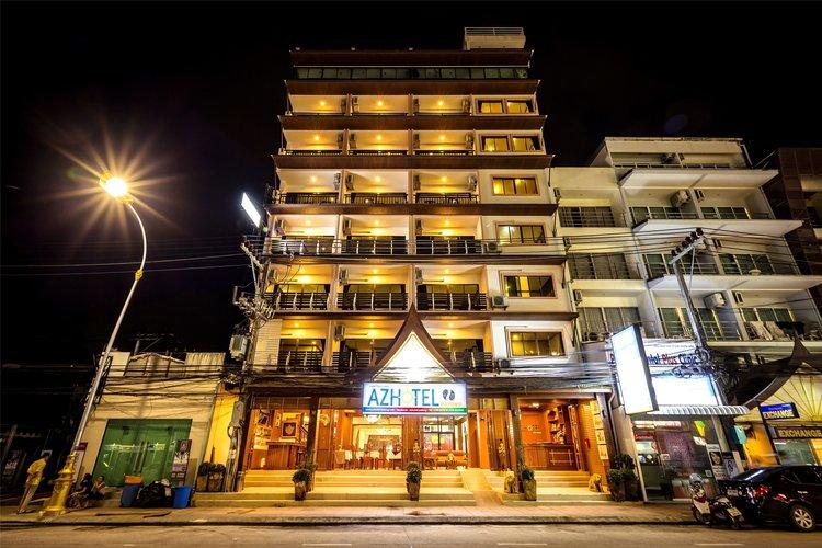 Az Hotel Patong (Ex. Bv Resortel)