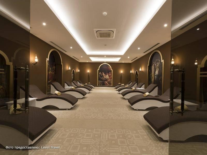 Фотография Oz Hotels Sui Resort