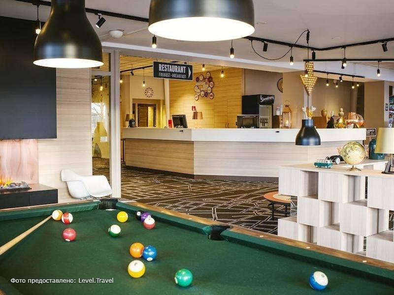 Фотография Scandic Hotel Uppsala Nord