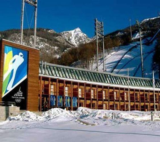 Ski Jumping Pragelato Hotel