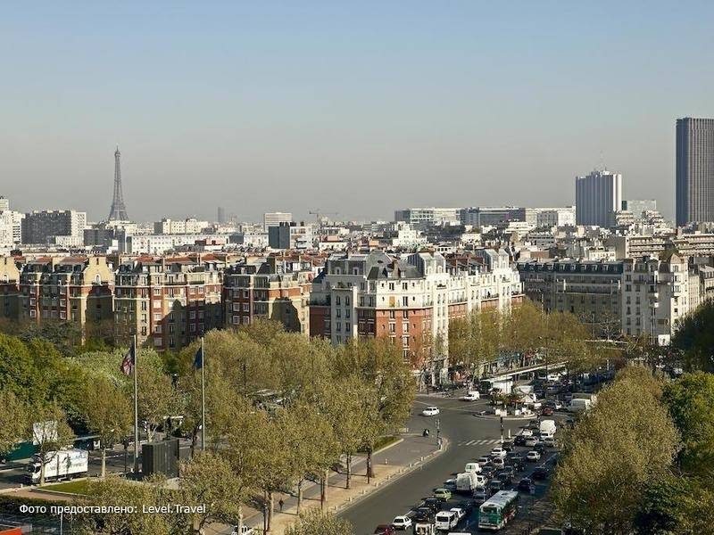 Фотография Novotel Paris 17