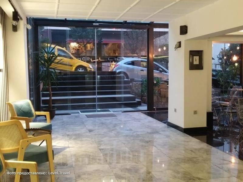 Фотография Semsan Hotel