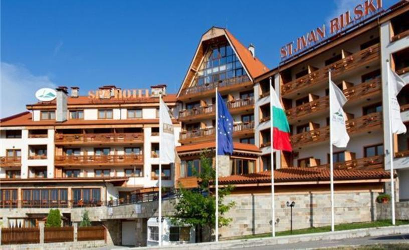 St. Ivan Rilski Spa & Apartments