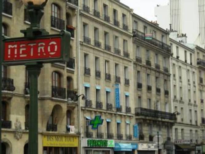 Hipotel Paris Nation Gare De Lyon