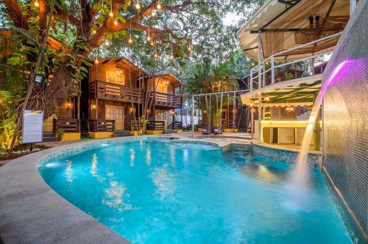 Baga Hideout Hotel