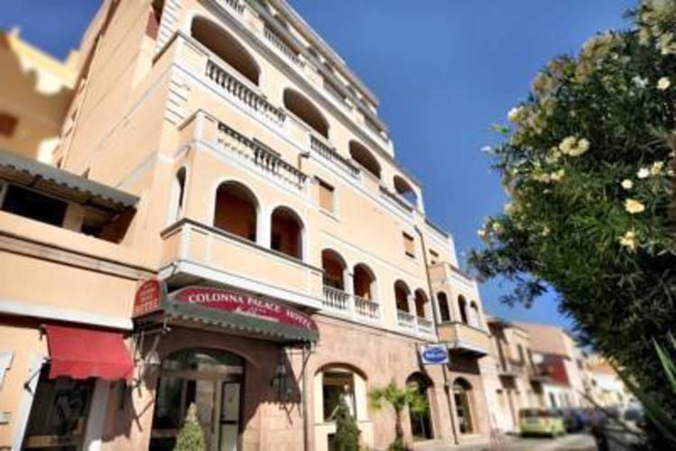 Colonna Palace Mediterraneo Hotel