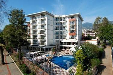 Grand Okan Hotel 4*