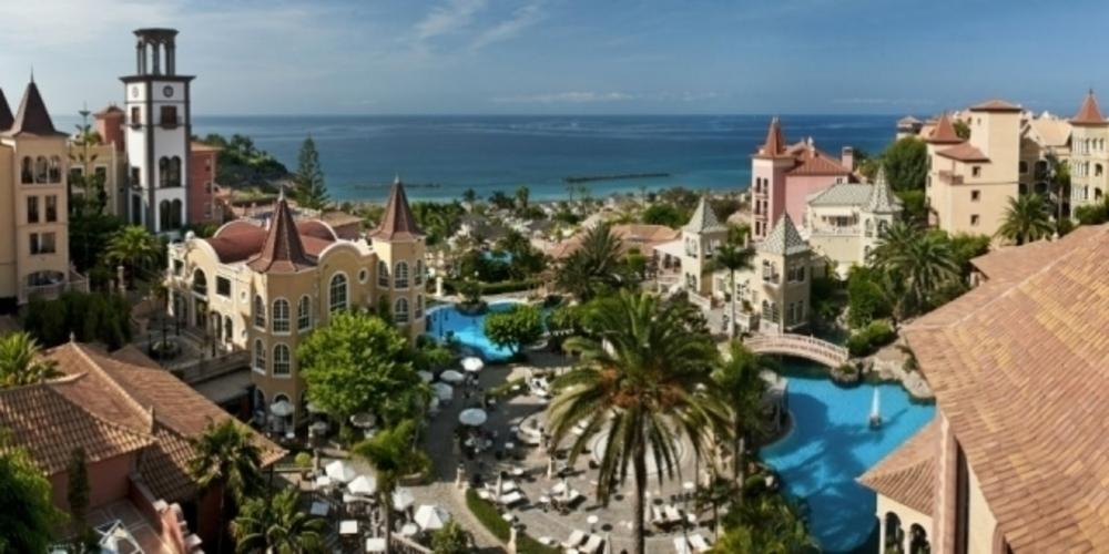 Gran Hotel Bahia Del Duque Las Villas