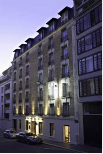 Best Western Premier 61 Paris Nation Hotel