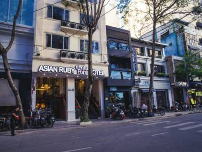 Asian Ruby Centre Point Hotel