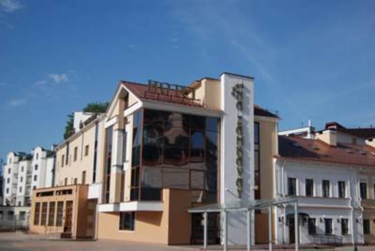 Виктория Отель На Замковой