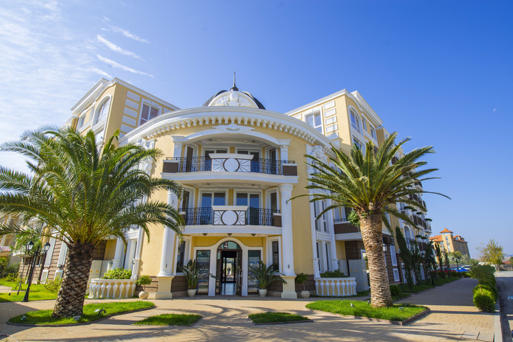 Messembria Palace & Resort