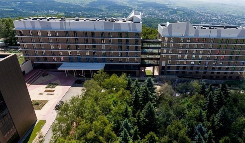 Гостиничный Комплекс Вершина 1240