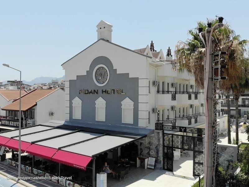 Фотография Fidan Hotel