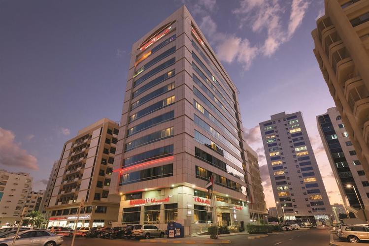 Ramada Down Town Abu Dhabi