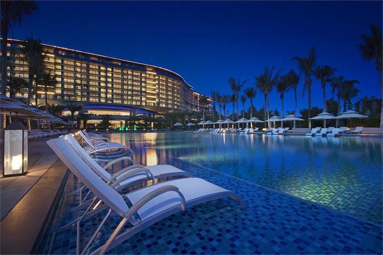 The Westin Blue Bay Resort& Spa