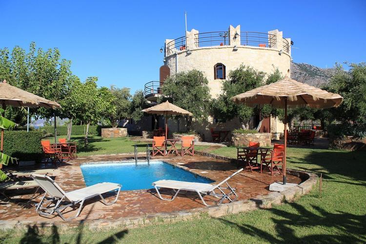 Villa Pyrgos