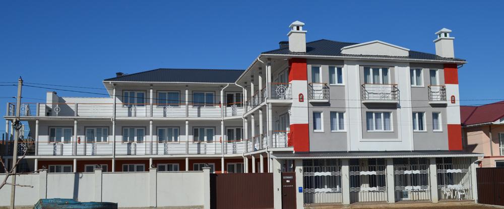 Отель Гостевой Дом Два Маяка, Севастополь, Россия