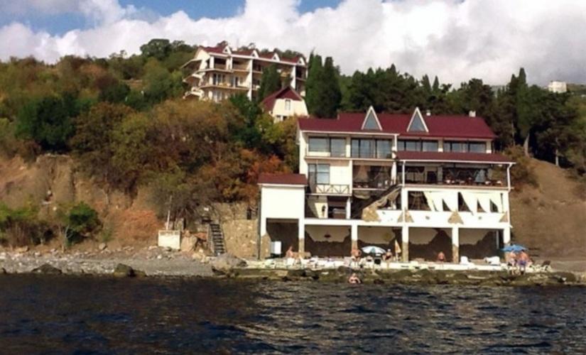 Отель Ай-Тодор
