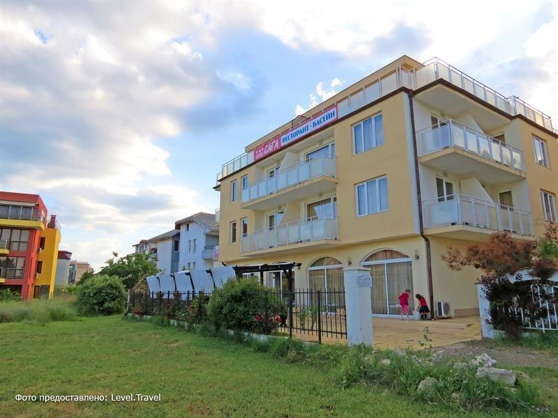 Фотография Saga Hotel