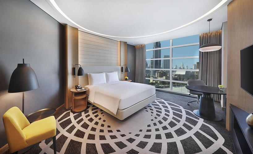 Double Tree By Hilton Dubai - Business Bay
