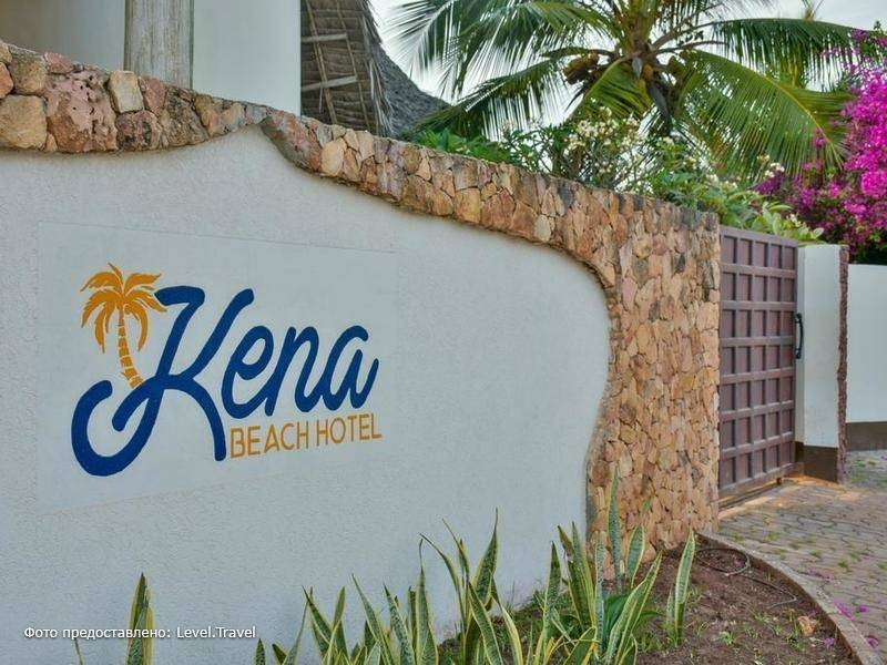 Фотография Kena Beach Resort (Ex.Azanzi Beach)