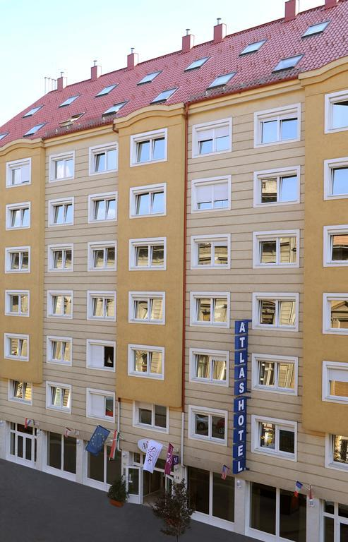 Отель Atlas City, Будапешт, Венгрия
