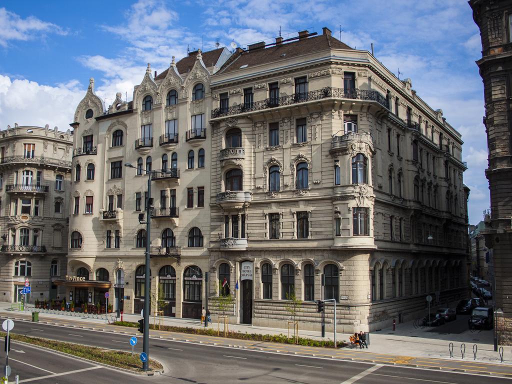 Отель City Hotel Matyas, Будапешт, Венгрия