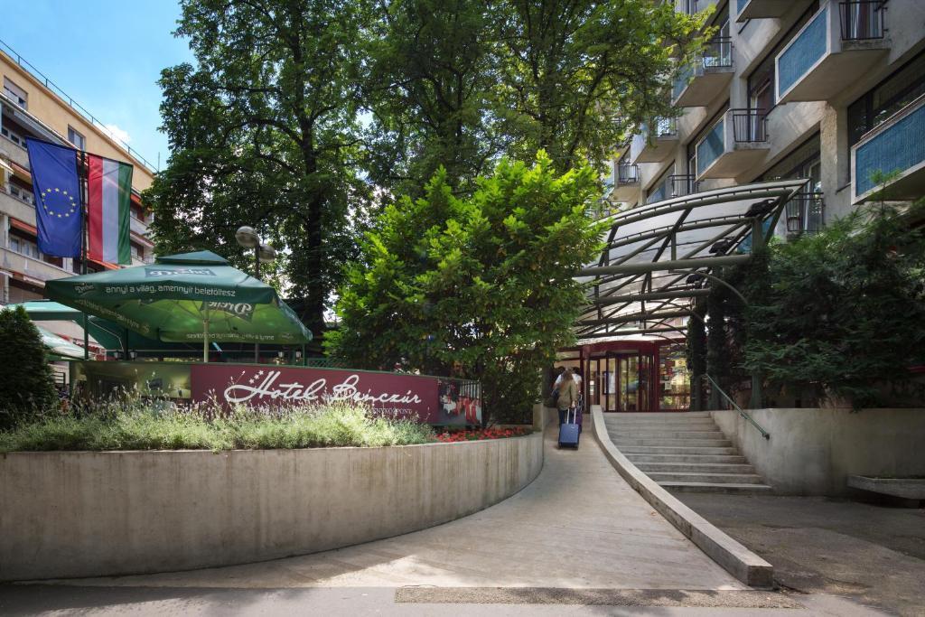 Отель Benczur, Будапешт, Венгрия