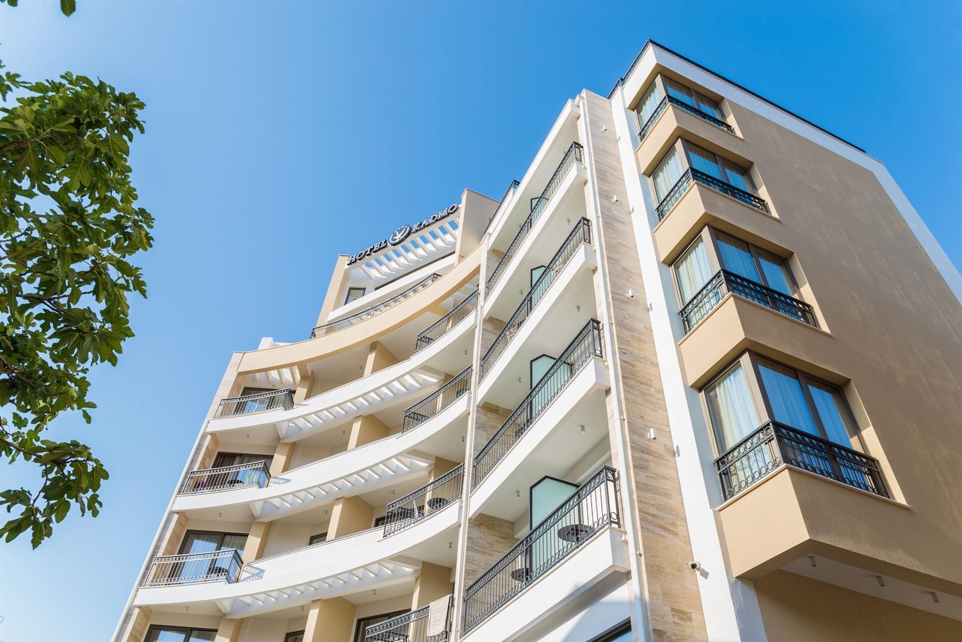Отель Kadmo Hotel, Будва, Черногория