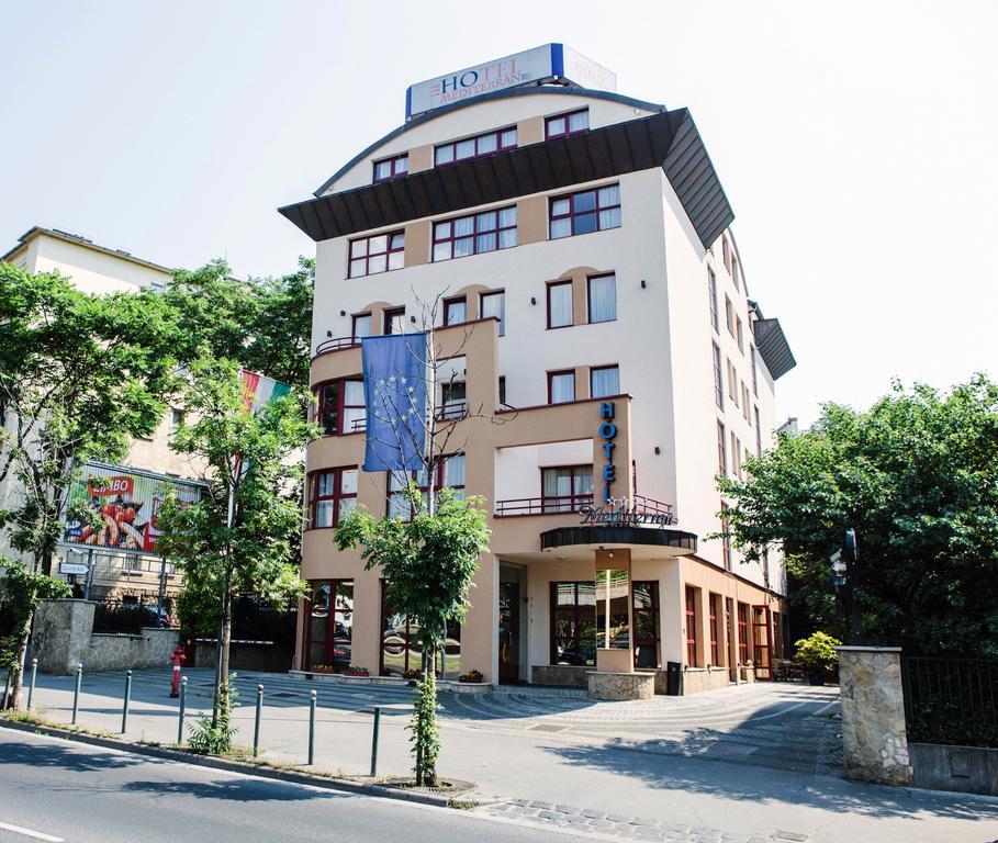 Отель Mediterran Hotel, Будапешт, Венгрия