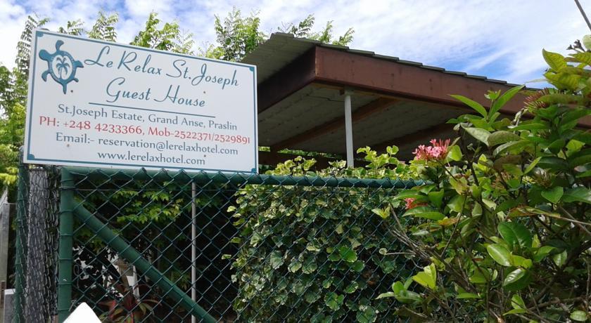 Отель Le Relax St. Joseph Guest House, Праслен, Сейшельские Острова