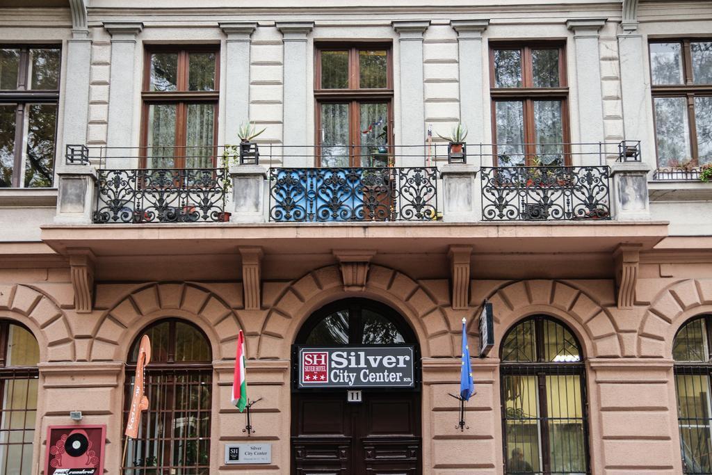 Отель Silver Hotel Budapest, Будапешт, Венгрия
