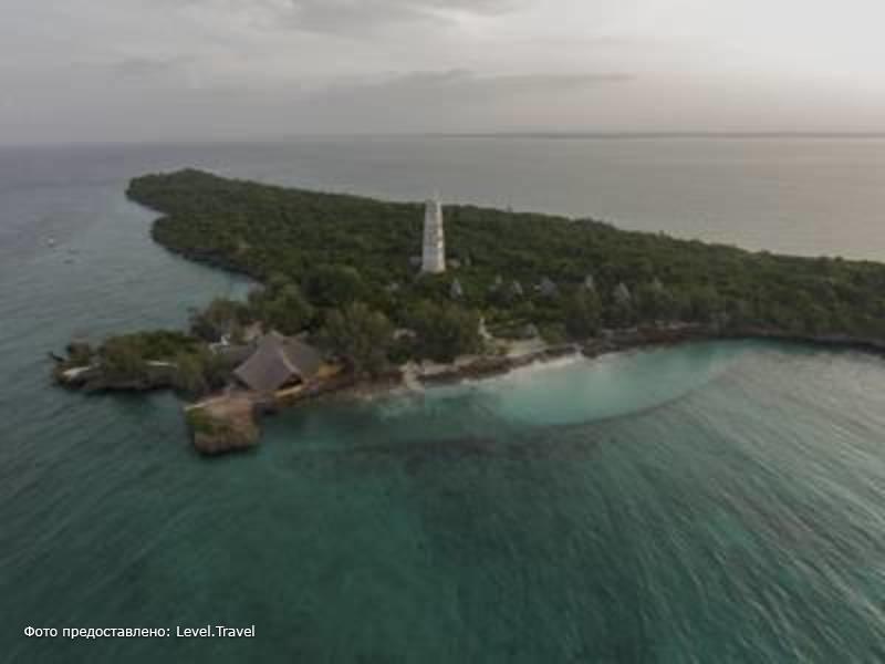 Фотография Chumbe Island Coral Rock