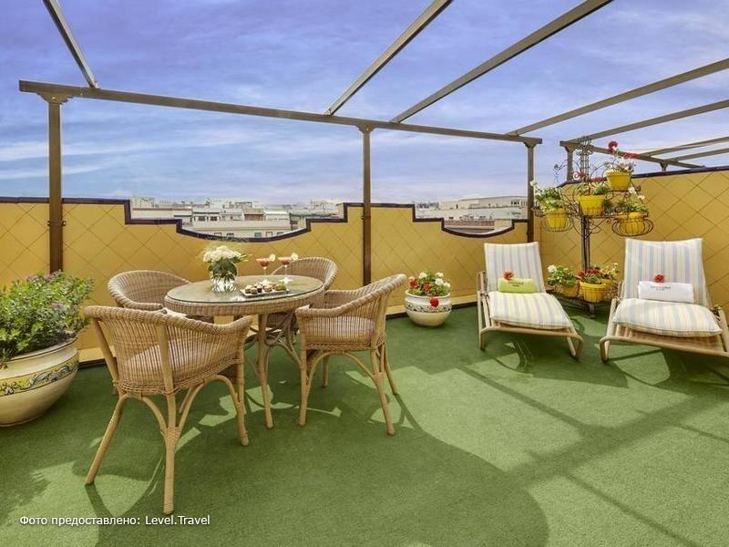 Фотография Sercotel Gran Hotel Conde Duque