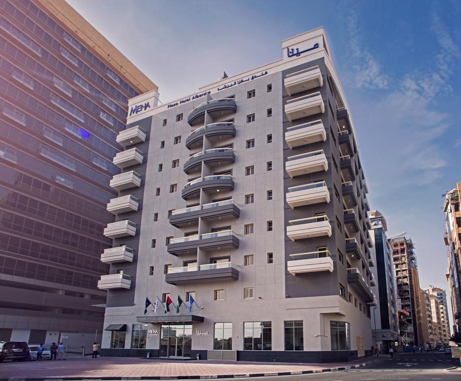 Отель Mena Plaza Hotel Al Barsha, Дубай, ОАЭ