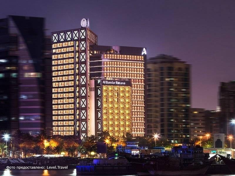Фотография Al Bandar Rotana - Dubai Creek