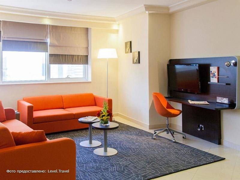 Фотография Pearl Park Deluxe Hotel Apartment ( Ex. Pearl Park Al Rigga)